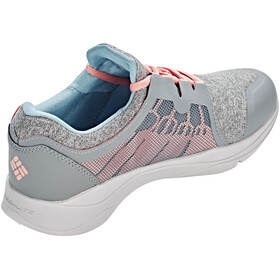 Columbia Ats Trail LF92 Outdry Shoes Women Grey Ice/Sorbet